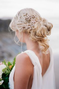 Splendid Wedding Updos Collection ❤ See more: http://www.weddingforward.com/wedding-updos/ #weddings