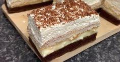 Tiramisu, The Creator, Ethnic Recipes, Sweet, Youtube, Sweets, Food, Candy, Tiramisu Cake