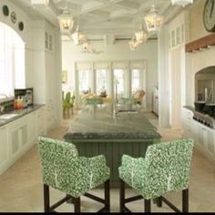 My favorite kitchen I worked on with Beth Barfield