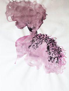 BODY INTERPRETATION by ophelie arnoult -Behance