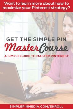 Learn how to use Pinterest to boost your business. /simplepinmedia/