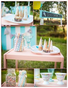 Ice cream/ summer mini session details https://www.facebook.com/juliannegracephotography