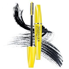 Avon's SuperExtend Extreme mascara gives the look of lash extensions. Magnetic fibers work like magnets to instantly attract lashes and extend them to extreme new lengths. Flexible brush has  lash-hugging bristles combined with precision comb bristles to build extra long lashes. Won't clump, smudge or flake. https://vmahoney.avonrepresentative.com/ #makeup #mascara