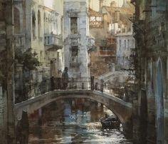Venice Symphony 威尼斯交響曲 76 X 54 cm