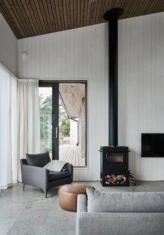 Villa Interior Architect: Martina Eriksson from M. House Design, Interior Design, Home, Cheap Home Decor, Interior, Modern Furniture Living Room, Farm House Living Room, Minimalist Room, Home Decor