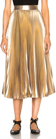 Frankie Pleated Skirt | #Chic Only #Glamour Always