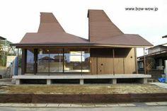 Wooden japanese house - Nora House vivienda contemporánea con elementos de diseño de la tradicional casa japonesa