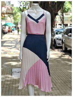 Girl Fashion, Fashion Outfits, Womens Fashion, Casual Chic, Ideias Fashion, Ballet Skirt, Stylish, My Style, Lady