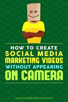 how to do vine videos