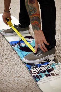 How To Set Up A Snowboard