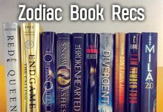 Book Recommendations Based On Your Astrological Sign | Blog | Epic Reads