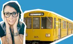 10 Dinge, die nur Berliner S- und U-Bahn-Fahrer erleben - http://www.berliner-buzz.de/10-dinge-die-nur-berliner-s-und-u-bahn-fahrer-erleben/