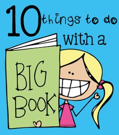 Frog Spot: 10 Things to do with a Big Book
