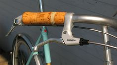 Portuguese Tree Cork Grips at Rivendell Bicycle Works