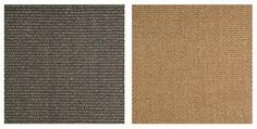 Alternative Flooring Sisal Tweed Tealing and Sisal Tarvie