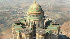 Buongiorno Link: Ecco Abraj Kudai il più grande hotel del mondo