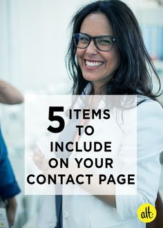 You've got your dream brand and collaborator to your site. Now make it easy for them to connect. These five items must be on your contact page.