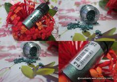Vivy Duarte: Swatch: Pigmento Dailus Pro