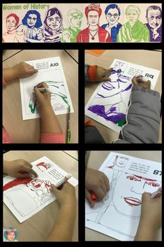 super ideas for black history month activities college fun Nasa History, Ap World History, Women In History, Ancient History, Modern History, History Museum, British History, American History, History Bulletin Boards