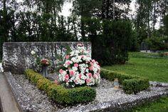 Grabstätte von Ingeborg Bachmann - Ingeborg Bachmann – Wikipedia
