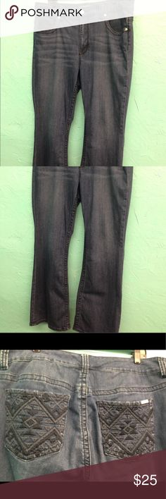 Melissa McCarthy jeans Size 18, gently worn with no damages Melissa McCarthy Seven7 Jeans