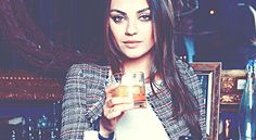 8 Reasons Why You Should Always Date the Girl Who Drinks Whiskey - I think this sums it up perfectly!