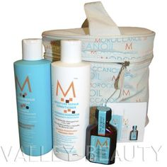 MOROCCANOIL Holiday Moisture Repair Gift Set - Argan Oil Treatment, Moisture Repair Shampoo and Conditioner NEW by Moroccanoil. $69.95