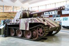 Bovington Tank Museum, Dorset, England