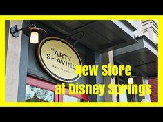 The Art of Shaving Now Open at Disney Springs