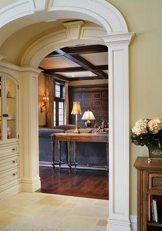 Diane Durocher Interiors Photo By  -  Peter Rymwid: