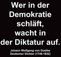 #demokratie #diktatur