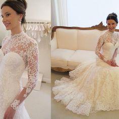 Vestido de Noiva Wanda Borges: como não amar?!