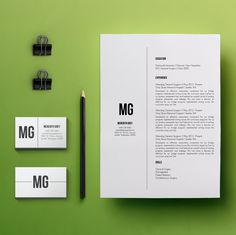 Template Cover Letter Resume & Cover Letter Template  Websites  Creative Resumes At .