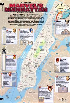 New York, the Marvel Way.