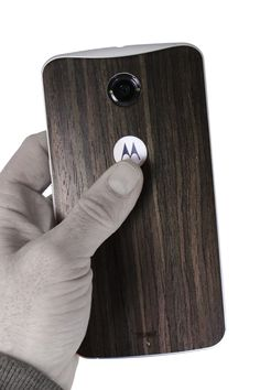 Give your Nexus 6 some sweet new duds with a gorgeous, real wood Toast cover.  Beautifully engineered with precise details, our laser-cut cover dresses up your phone (and leaves just the right amount to the imagination). Easy to apply: just peel it, line it up with a little care, and stick it on.  Add a front panel for a little extra coverage.  Available in four sustainable wood choices: walnut, bamboo, ebony and ash.