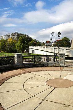 Binghamton Ny Confluence Park by Christina Rollo