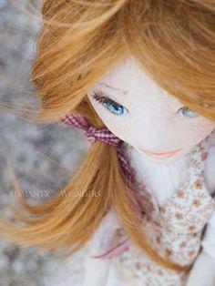 Handmade Ooak doll ''Mirto'' by Romantic Wonders Dolls Ooak Dolls, Romantic, Handmade, Fashion, Tela, Moda, Hand Made, Fashion Styles, Romance Movies