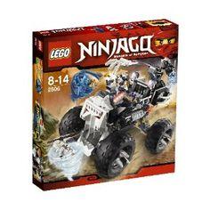 LEGO Ninjago 2506: Skull Truck Michael