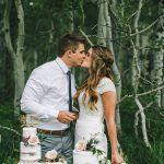 Boho Wedding Inspiration in the Lush Little Cottonwood Canyon