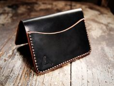 Hollows Leather + Horween Cordovan