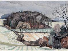 John Nash, Autumn landscape
