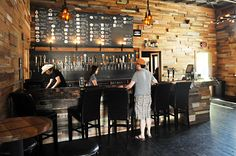 Craft Pride. New Austin, Rainey Street bar serves only Texas craft beer and bacon