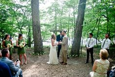 Weddings > West Michigan   Camp Newaygo
