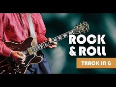 Rock and Roll Blues Guitar Backing Track Jam in G G Minor, Backing Tracks, Music Lessons, Playing Guitar, Rock And Roll, Theory, Drugs, Instruments, Videos