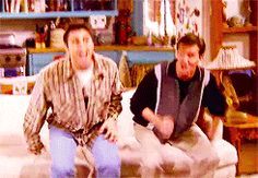 friends my stuff Joey Tribbiani chandler bing best bromance ever joey x chandler you either agree or you