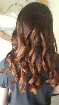 Fall Hair. Keune color. Hair by Danielle.