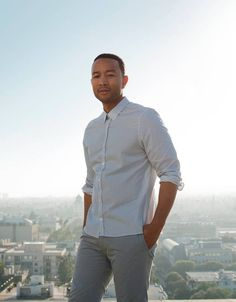 John Legend on the Ins and Outs of Travel