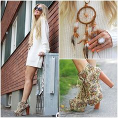 Ok, so I love everything but the shoes...boots would be way better:)