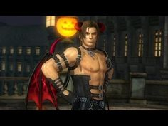 DEAD OR ALIVE 5 ULTIMATE - TRICK-OR-TREAT HALLOWEEN DLC