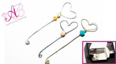 DIY Tutorial San Valentino - Segnalibro a cuore con tecnica wire Nuovo #VIDEO #tutorial di #Sanvalentino! Date un'occhiata e POLLICE IN SU se il video vi piace! :D Grazie! http://www.youtube.com/watch?v=R0pONSSRHaQ